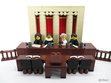 Blizzard of Lies Hits Legoland